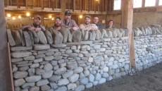 dry stone wall workshop