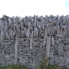 Feidin Stone Wall. Also known as an Irish Family Wall.