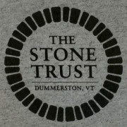 The Stone Trust Front Logo T-shirt