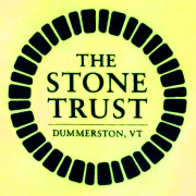 The Stone Trust High Vis Green Logo
