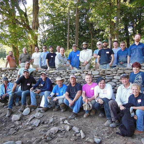 Walling Workshop Sept. 2014