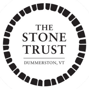 Round logo for The Stone Trust