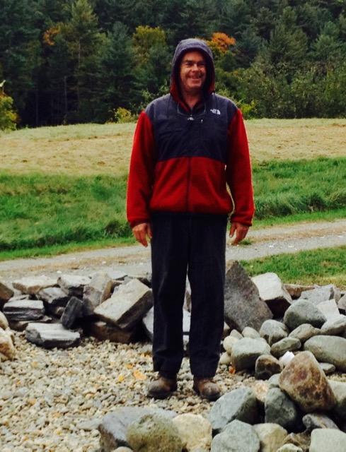Michael Murphy dry stone waller