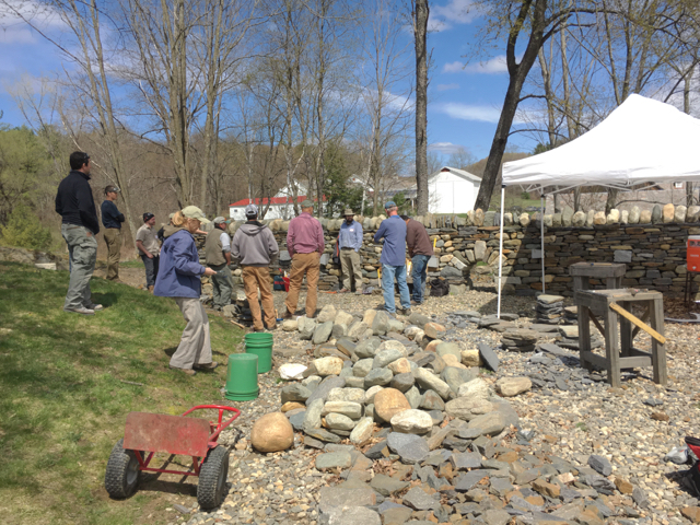 april 23 stone shapping - 2