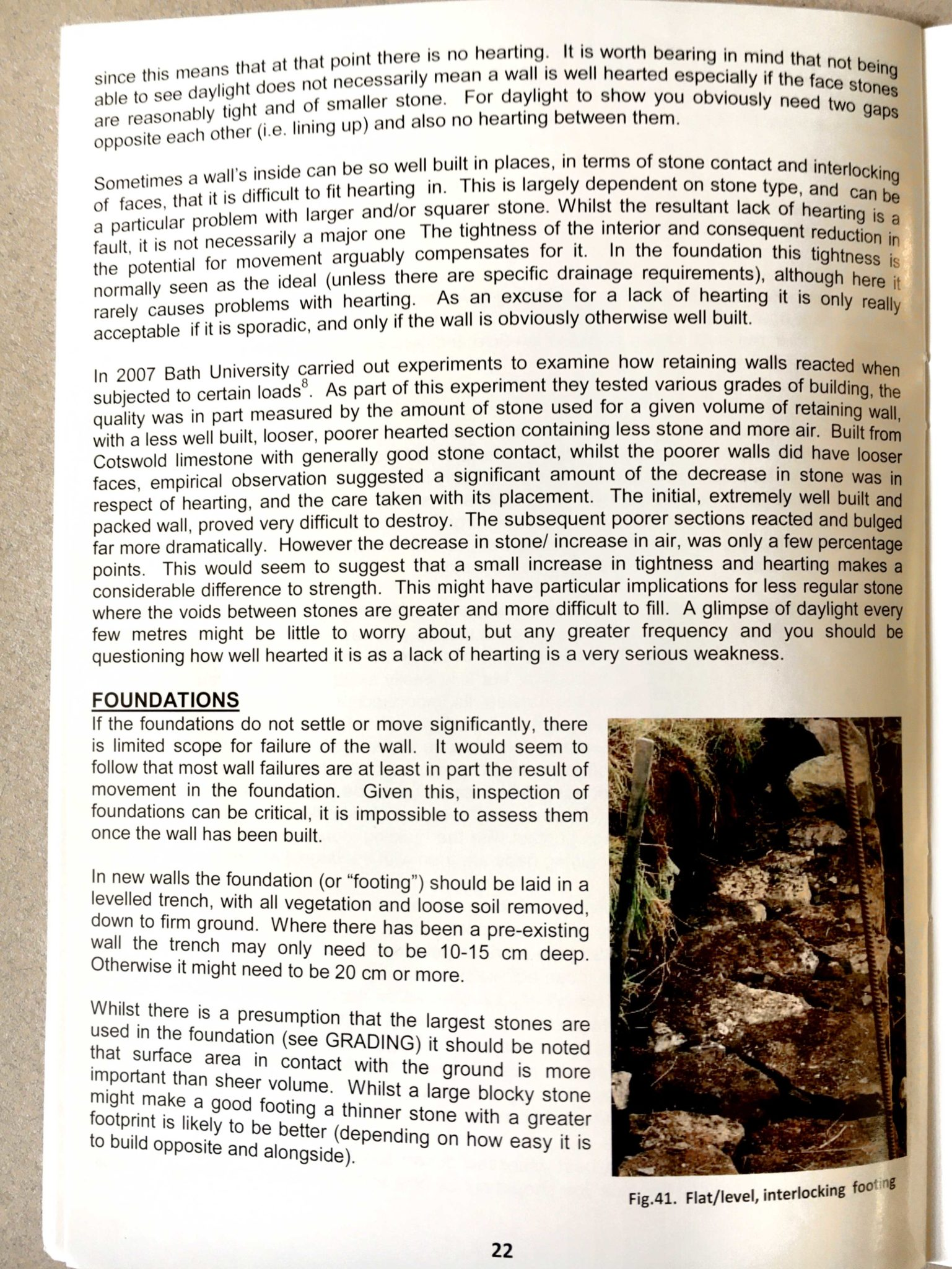 stonework book