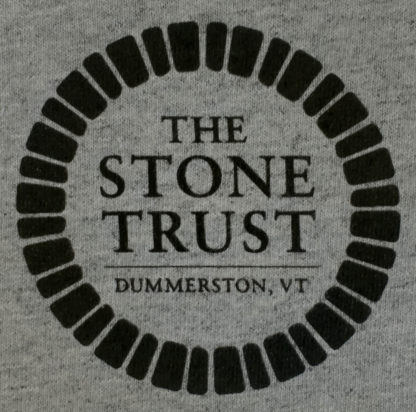 T-shirt for dry stone walling at The Stone Trust