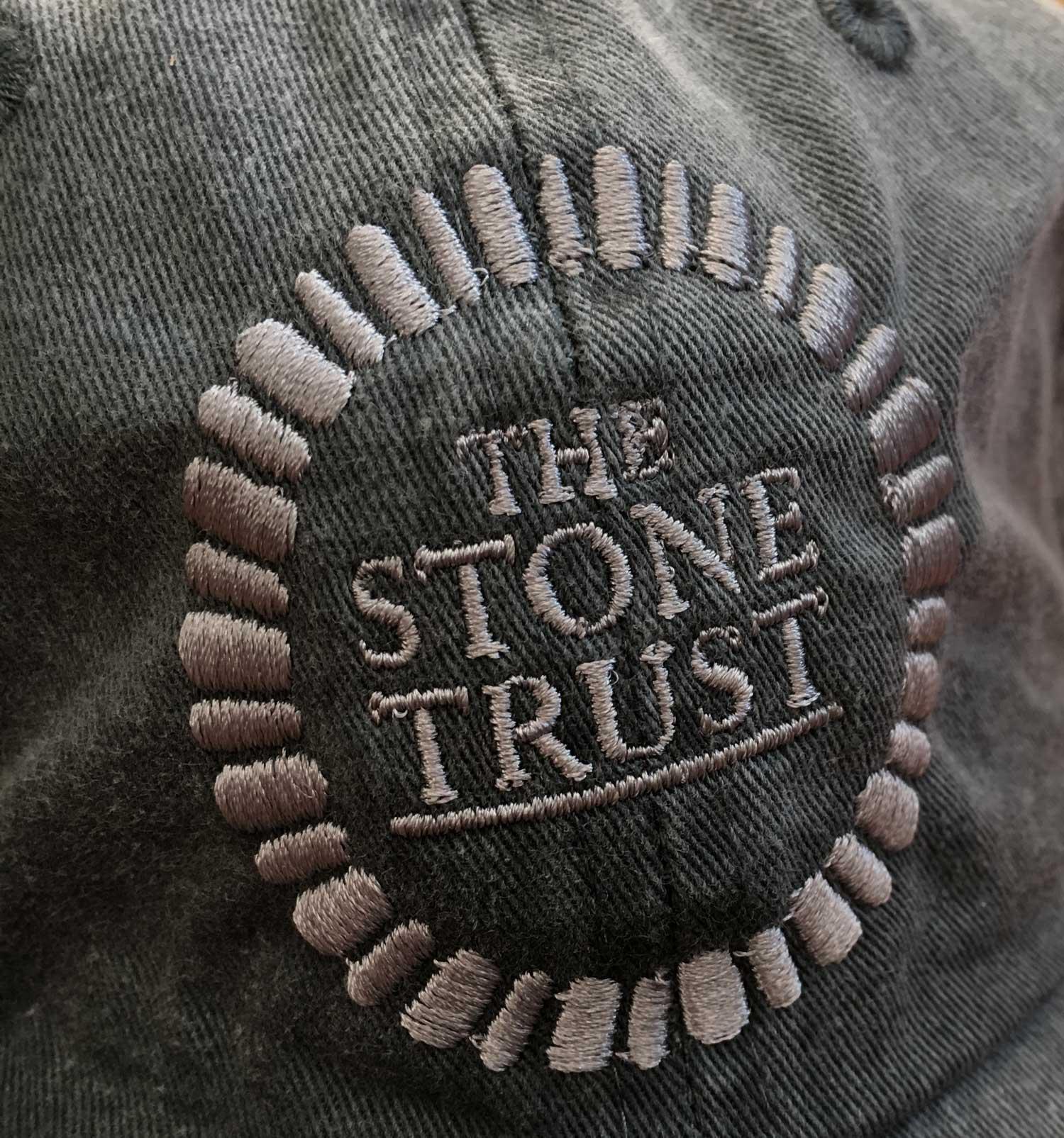 stone trust hat