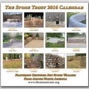 2017 Calendar Back
