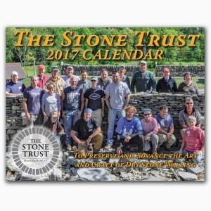 The Stone Trust 2017 Calendar Cover