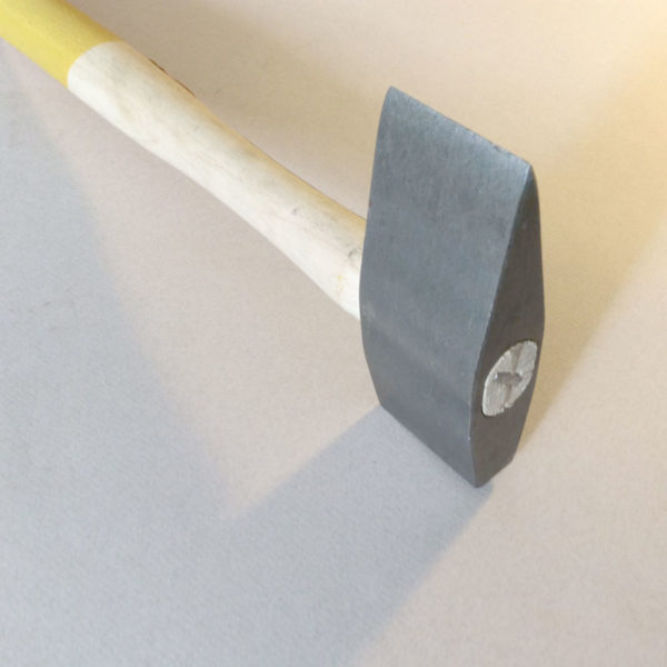 Trow and Holden Steel Trimming Hammer