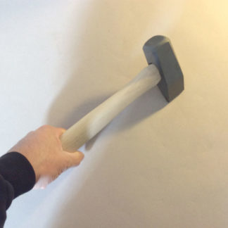 Micon 2.5 lb carbide sledge