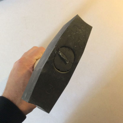 Micon double concave 3lb stone hammer