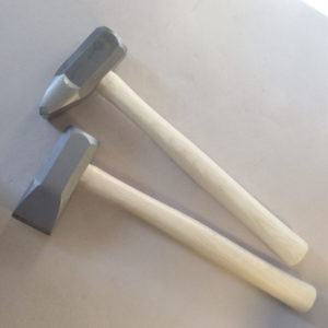 Stone Buster Set - 4 lb carbide hammers