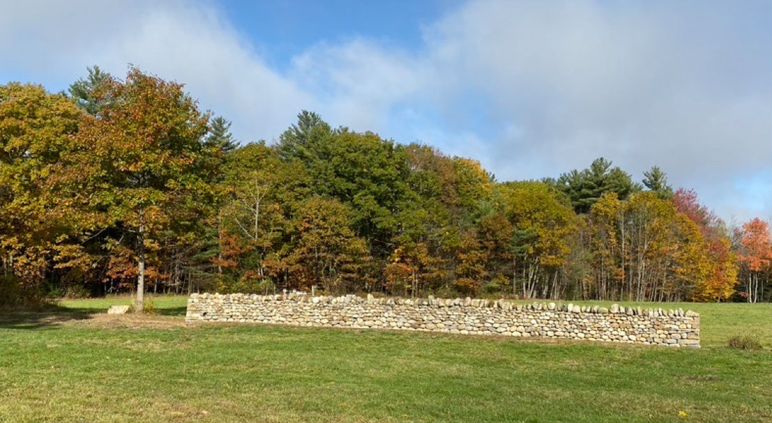 Broadview Farm, Mont Vernon, NH, Stone Trust Workshop Site