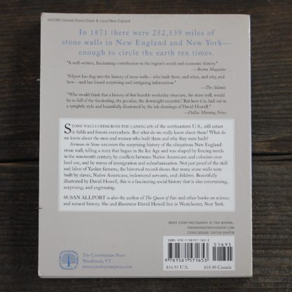 Sermons In Stone Back Cover