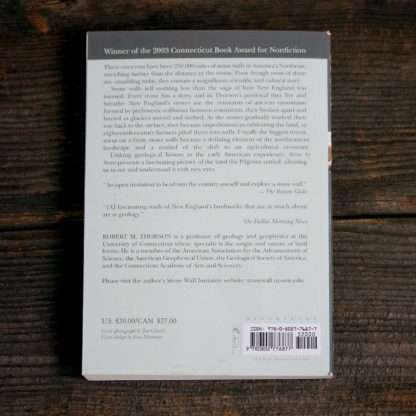 Stone By Stone Back Cover