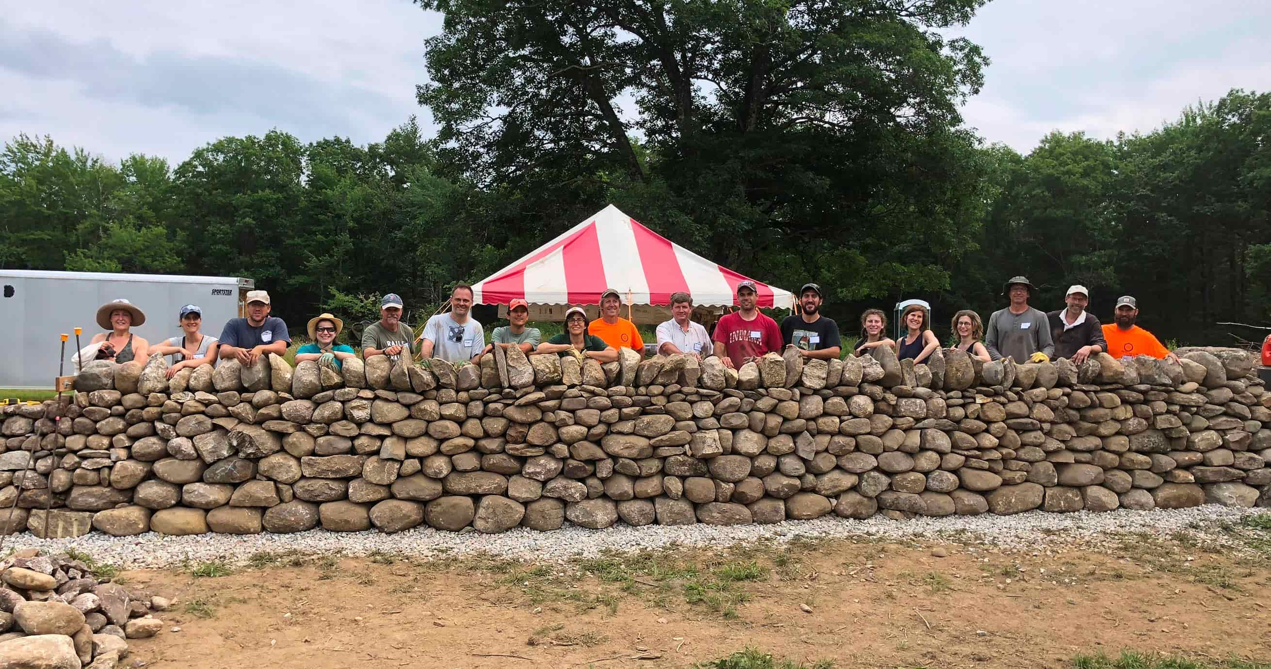 July 2018 Introductory Walling Group