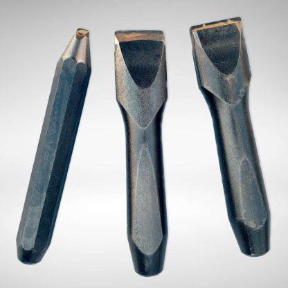 Rebit Carbide Chisel Pack