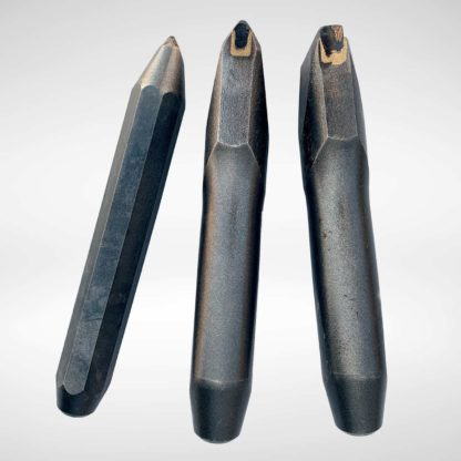 Rebit Carbide Chisel Pack Side View