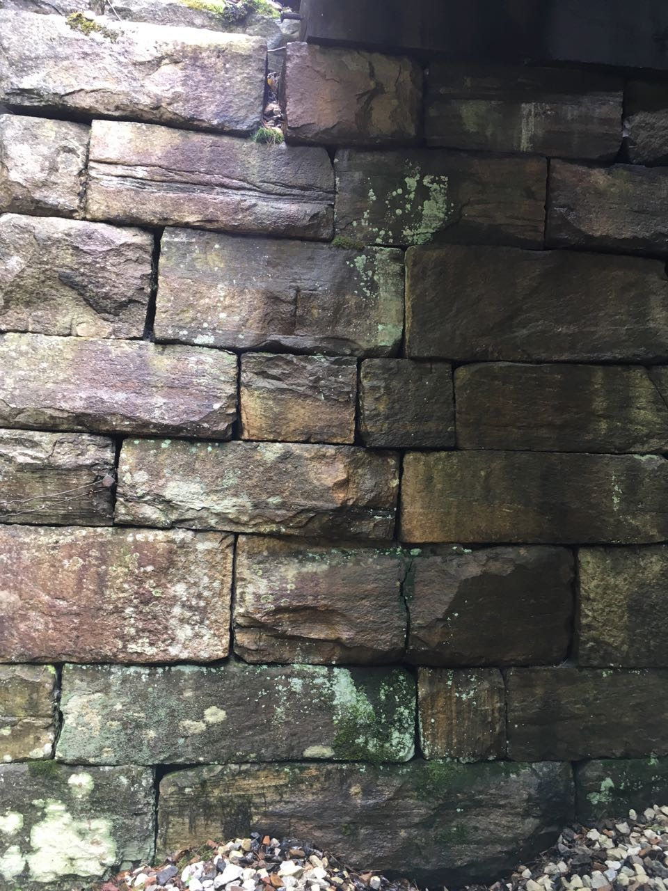 Dry Stone Railroad Bridge and Culvert – The Stone Trust