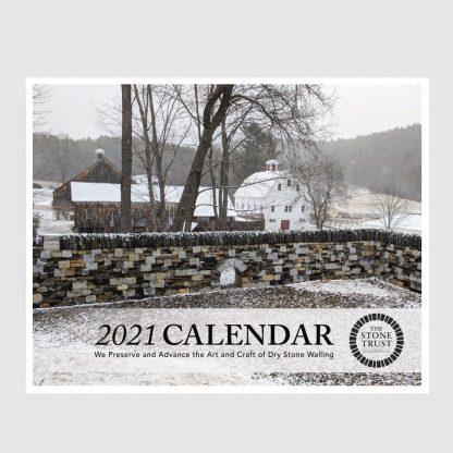 2021 Calendar Cover