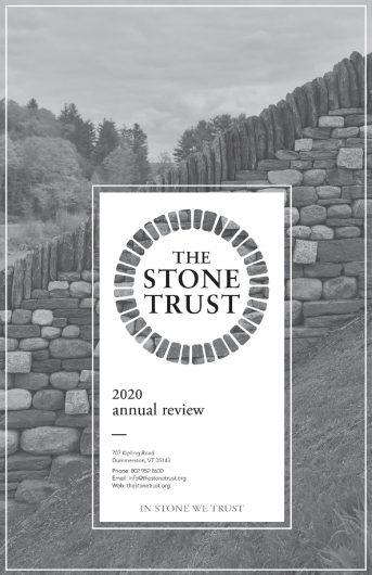 2020 Annual Review Cover