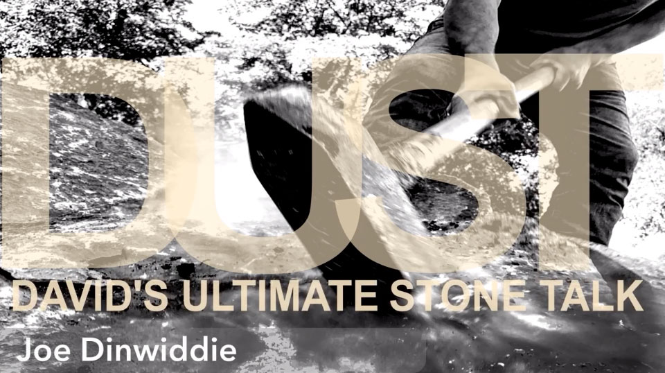 David's Ultimate Stone Talk Title Image