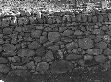 Figure 3, Random Wall Section
